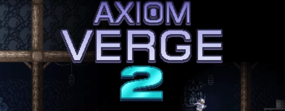 Axiom verge 2 pour 2020 sur Switch
