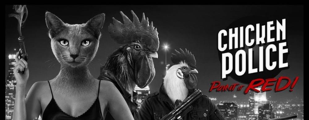 Chicken Police en 2020 sur Switch