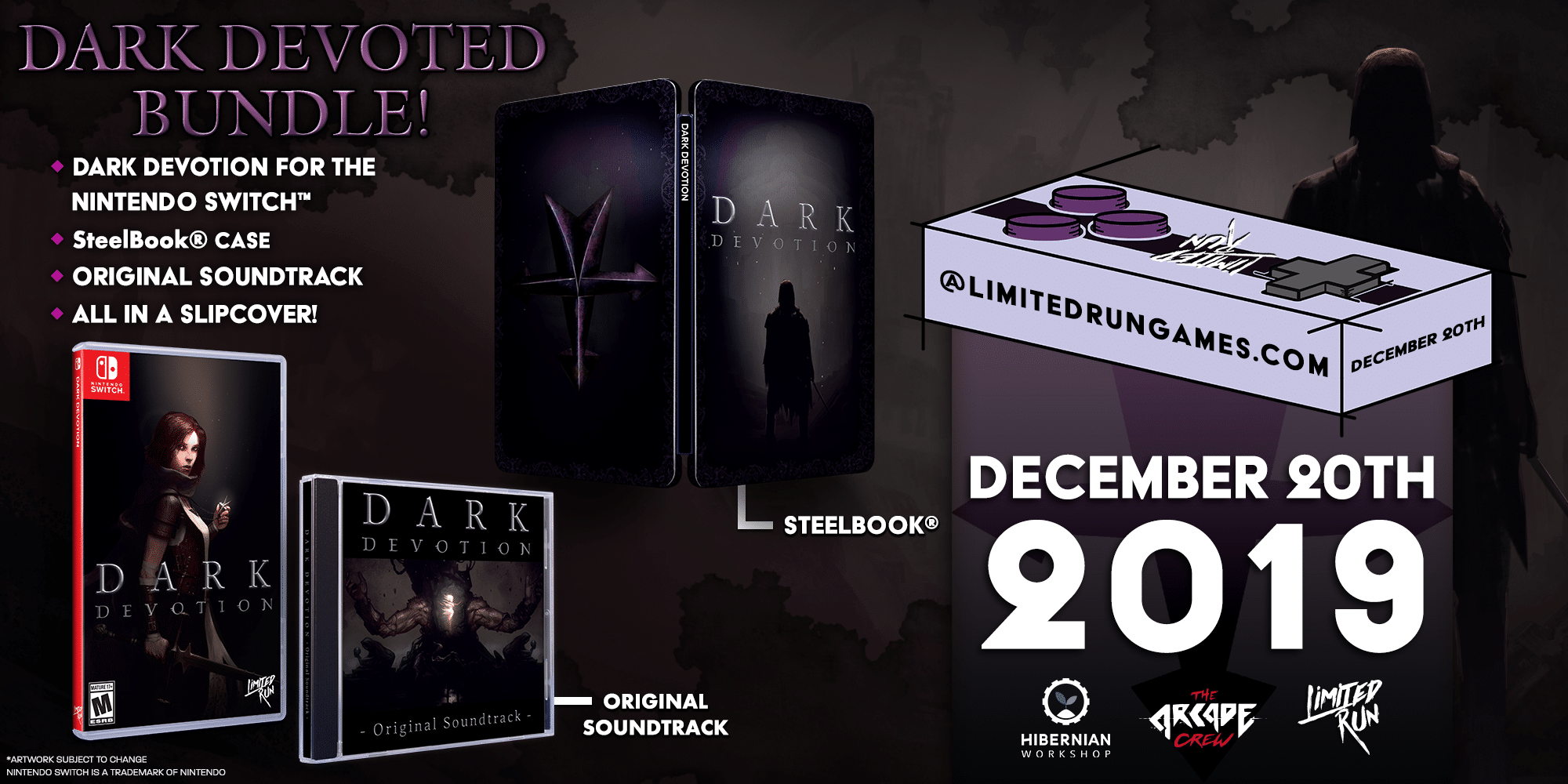 La Dark Devotion Bundle Edition