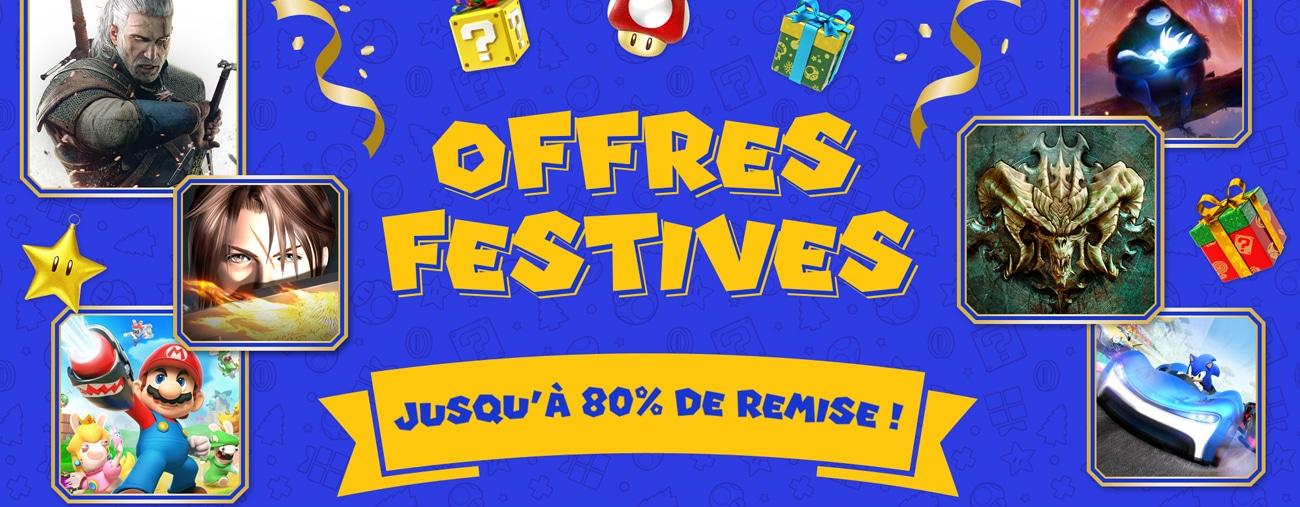 eshop promos offres festives nintendo switch