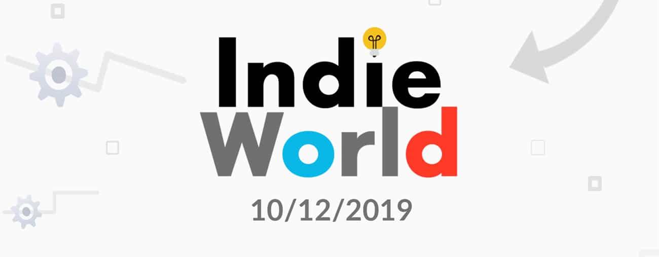 Indie World Nintendo 12 décembre