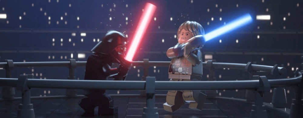 Un trailer pour LEGO Star Wars: The Skywalker Saga