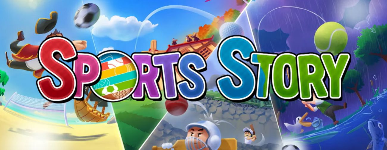 sports story nintendo switch annonce