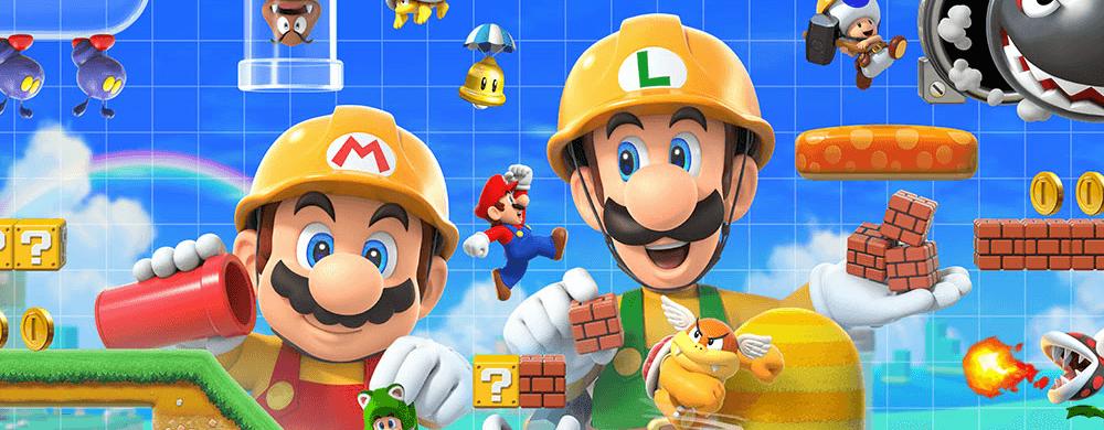 Super Mario Maker 2 dévoile son ultime mise à jour