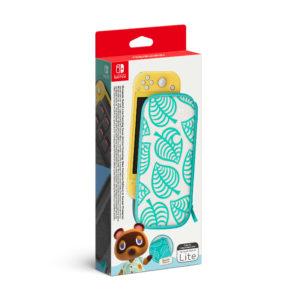 Pochette Nintendo Switch édition Animal Crossing: New Horizons