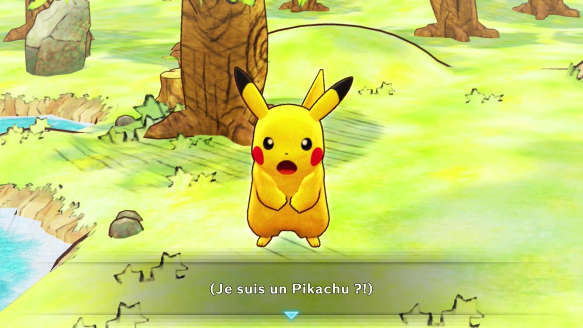 Pokémon Donjon Mystère Equipe de Secours DX Nintendo Switch