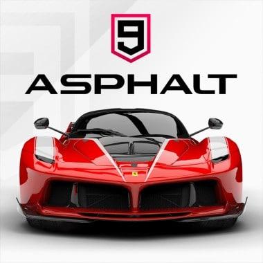 Asphalt 9 Nintendo Switch eShop