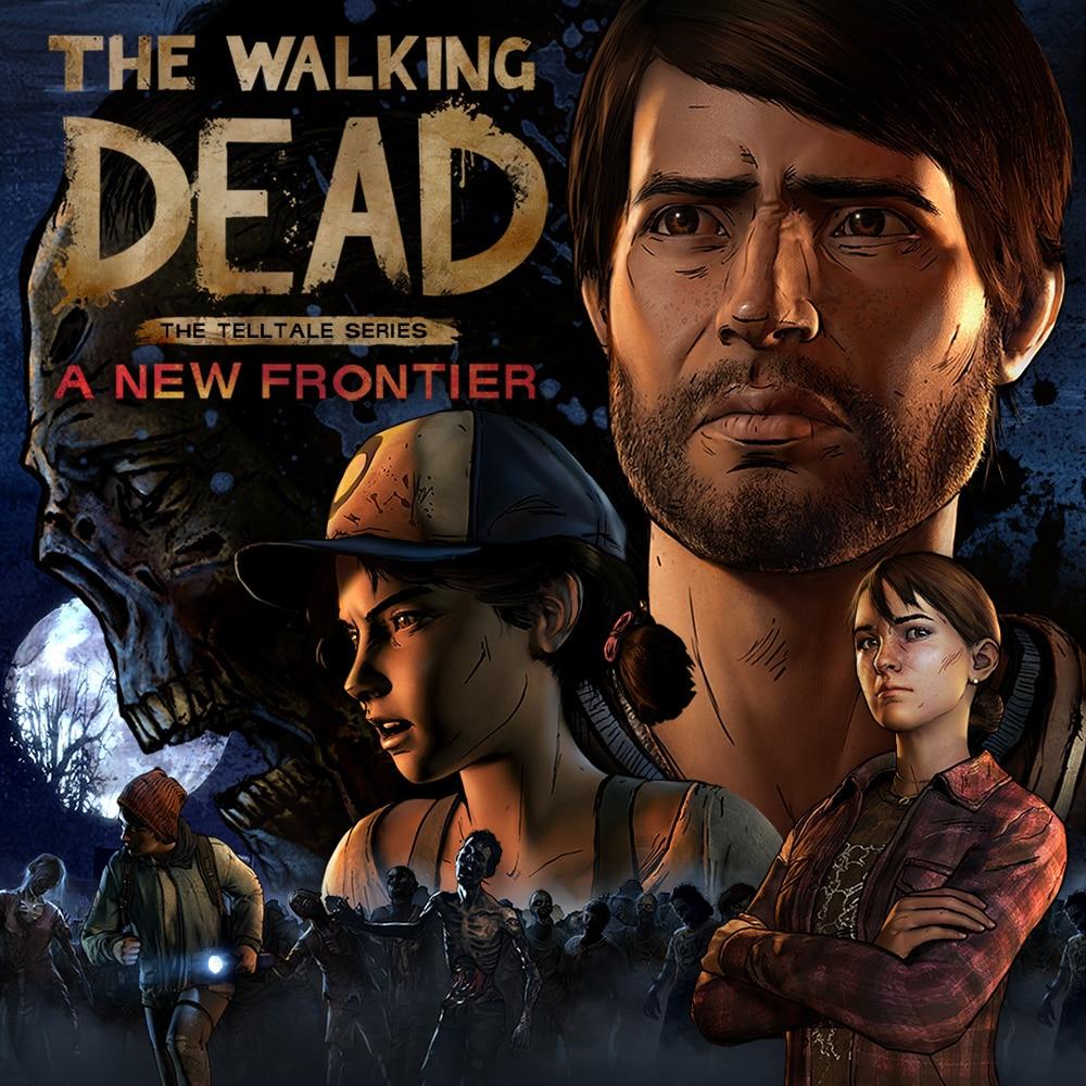 The Walking Dead: A New Frontier Nintendo Switch eShop