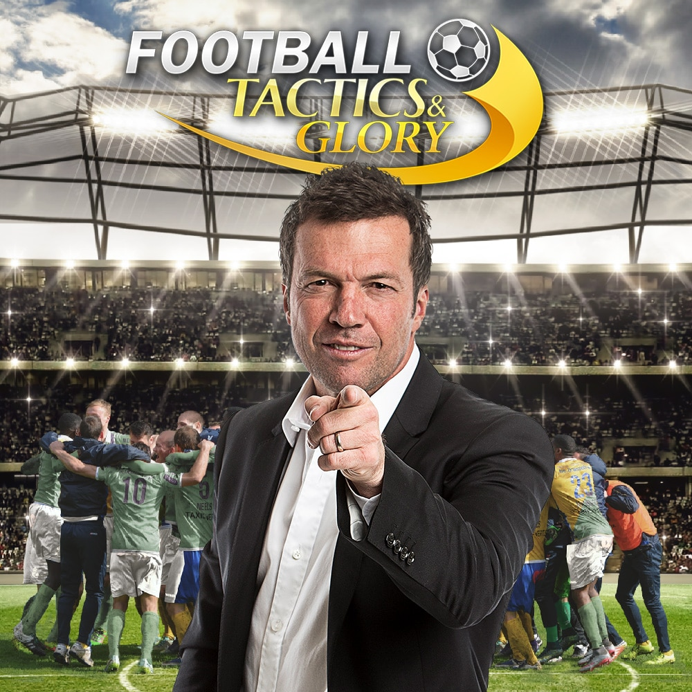 Football, Tactics & Glory Nintendo Switch eShop