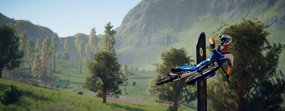 Descenders sur Nintendo Switch
