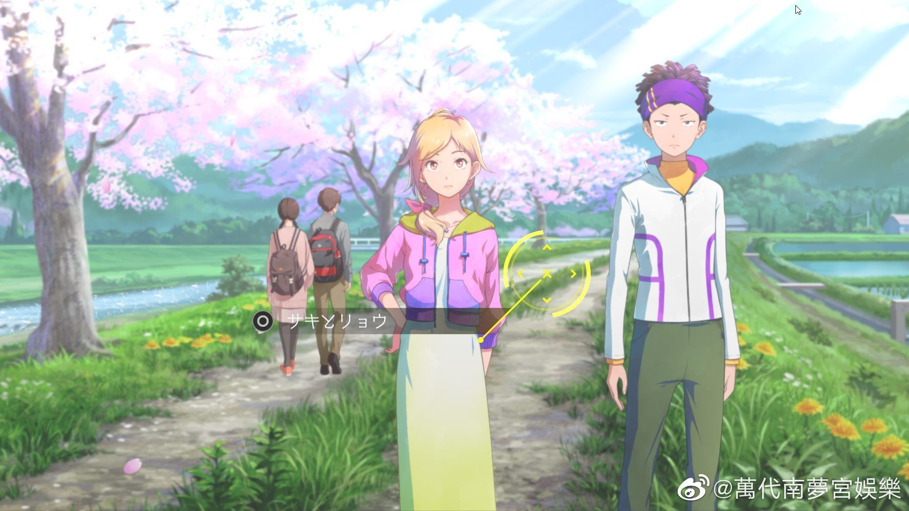 digimon survive nouvelles images switch 1