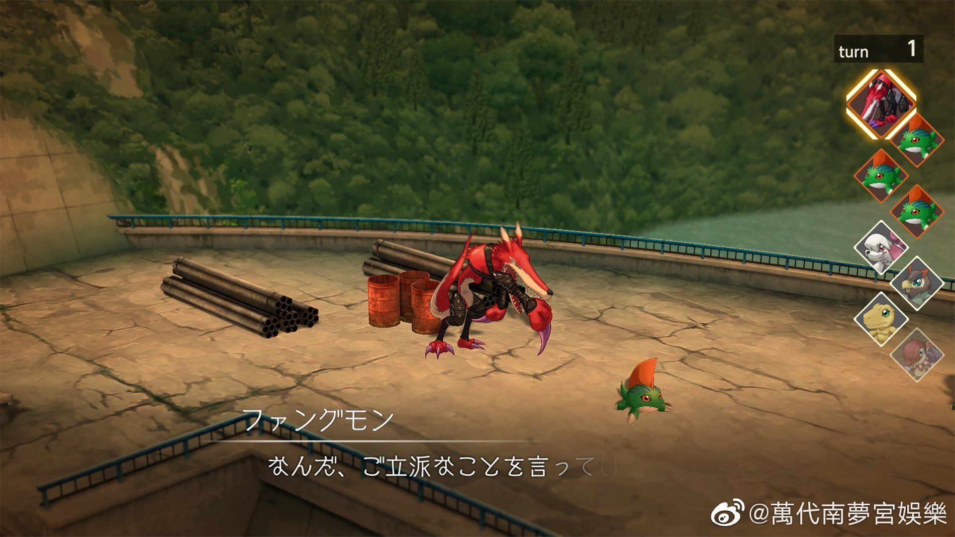 digimon survive nouvelles images switch 3