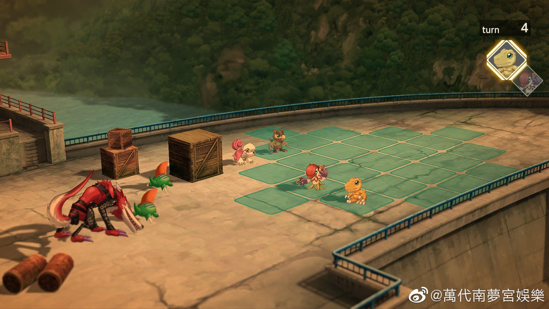 digimon survive nouvelles images switch 4