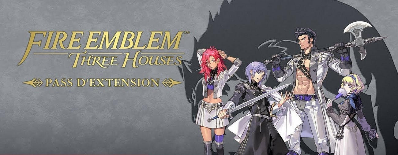 fire emblem: three houses pass d'extension