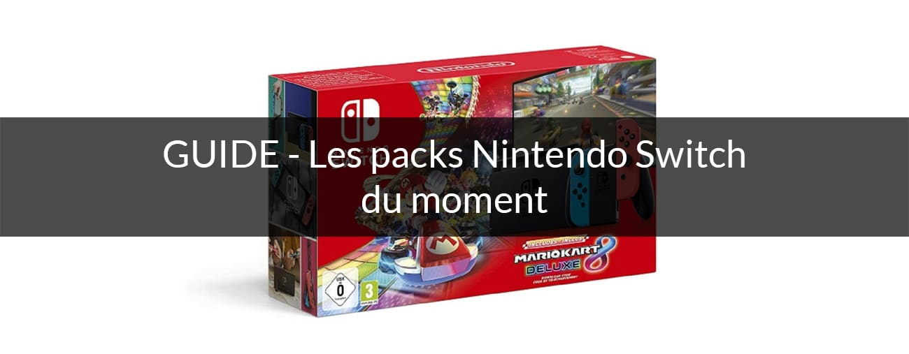 packs Nintendo Switch
