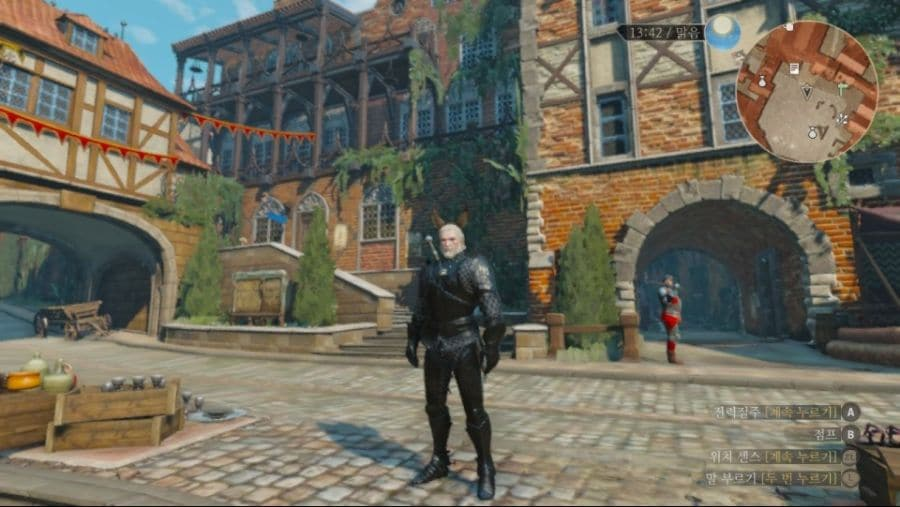 The Witcher 3 Nintendo Switch mise à jour patch