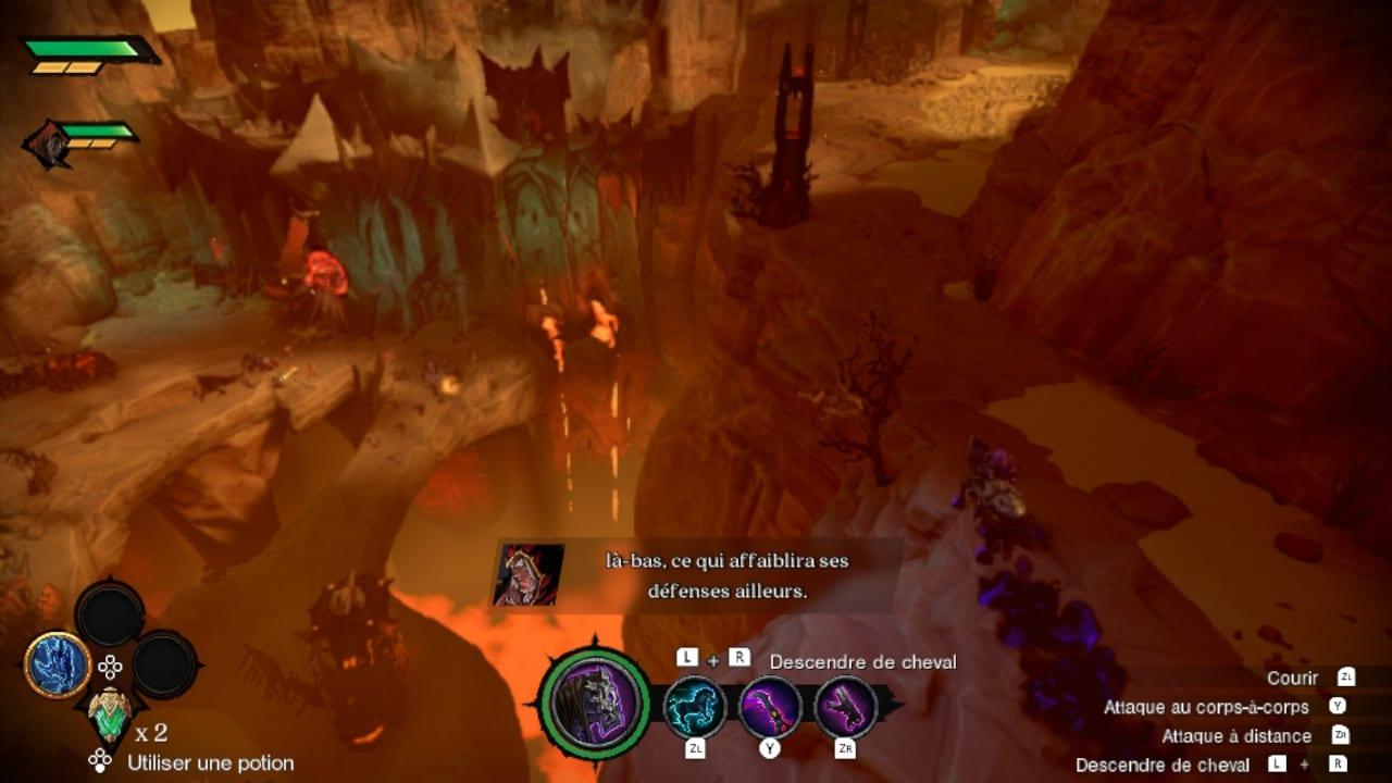Darksiders Genesis : aperçu de la résolution