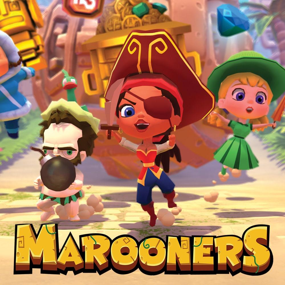 Marooners eShop