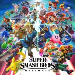 Super Smash Bros. Ultimate eShop