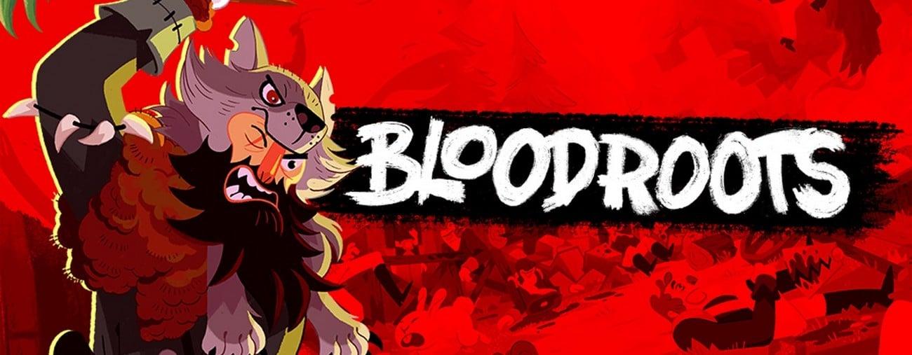 bloodroots date de sortie nintendo switch