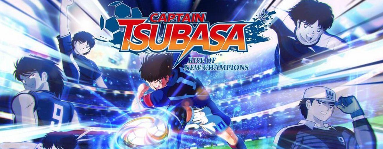captain tsubasa olive et tom nouveau jeu nintendo switch