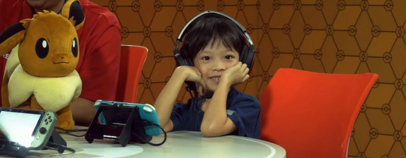 championne de pokémon à sept ans