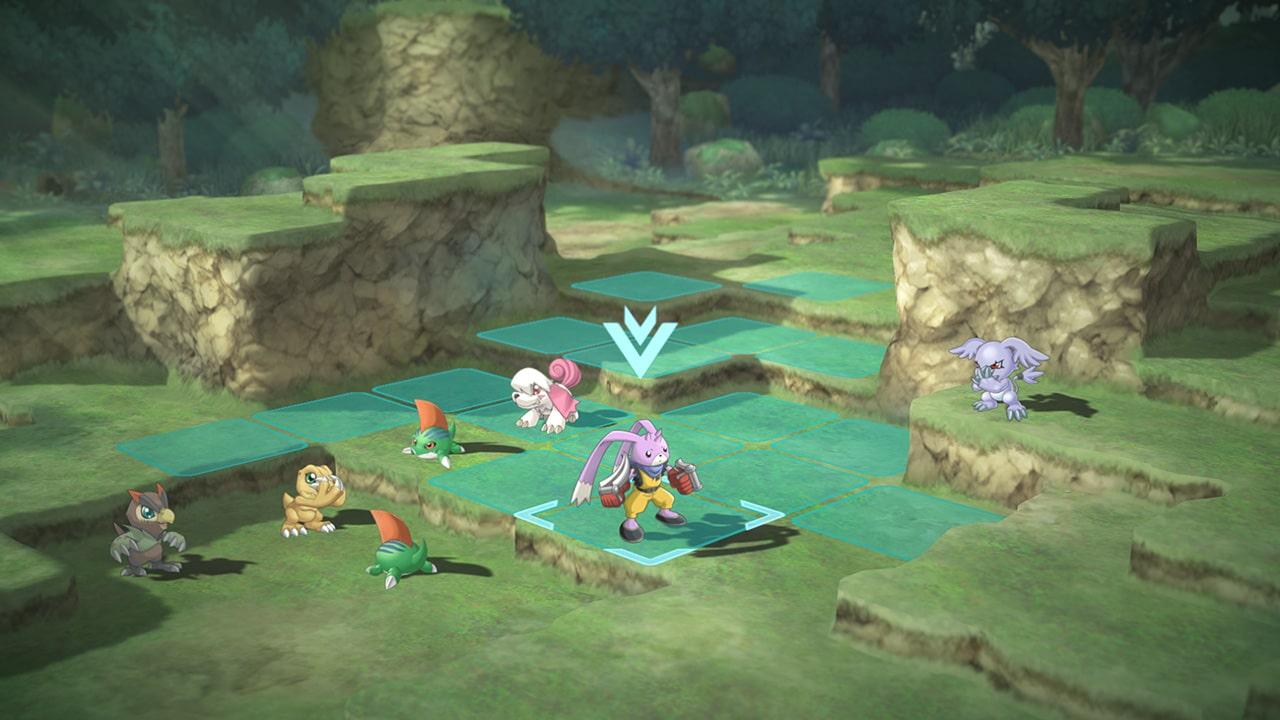 Digimon Survive capture d'écran 1