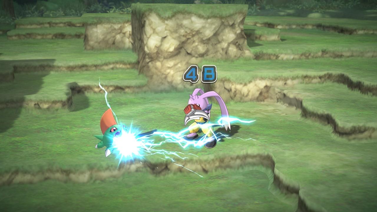 Digimon Survive capture d'écran 2