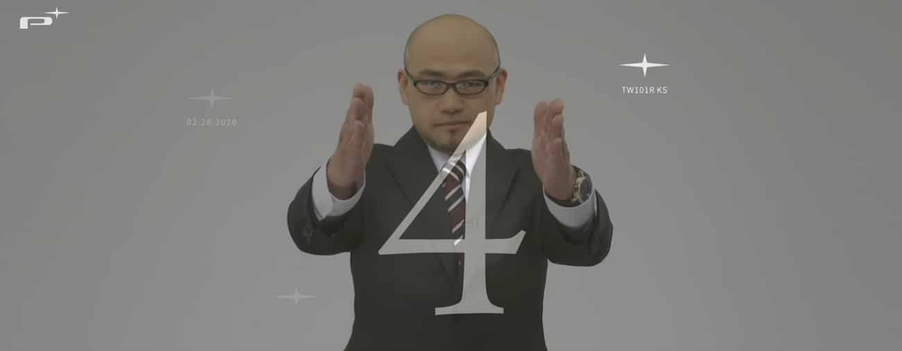 hideki kamiya platinum games project gg platinum four