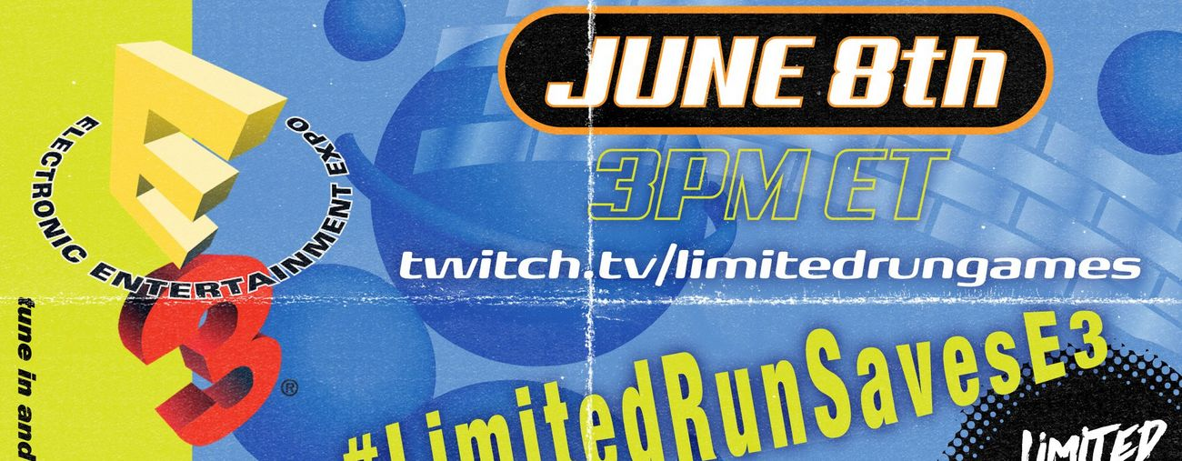 limited run games e3 2020 switch