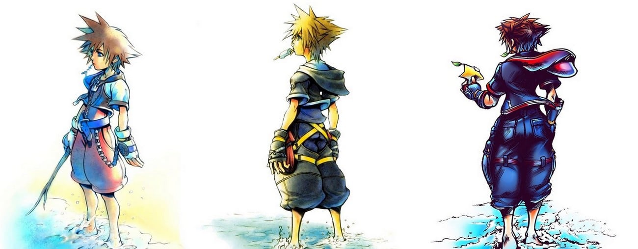 sora kingdom hearts super smash bros. ultimate switch