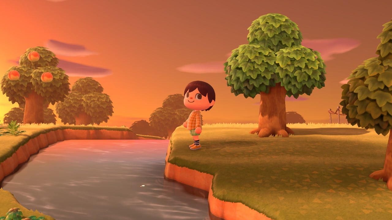 Animal Crossing: New Horizons test