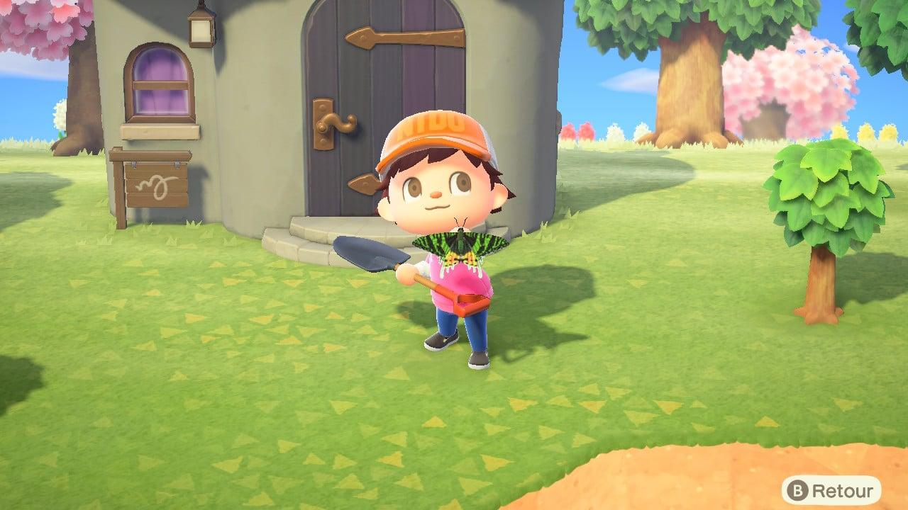 Animal Crossing gagner de l'argent