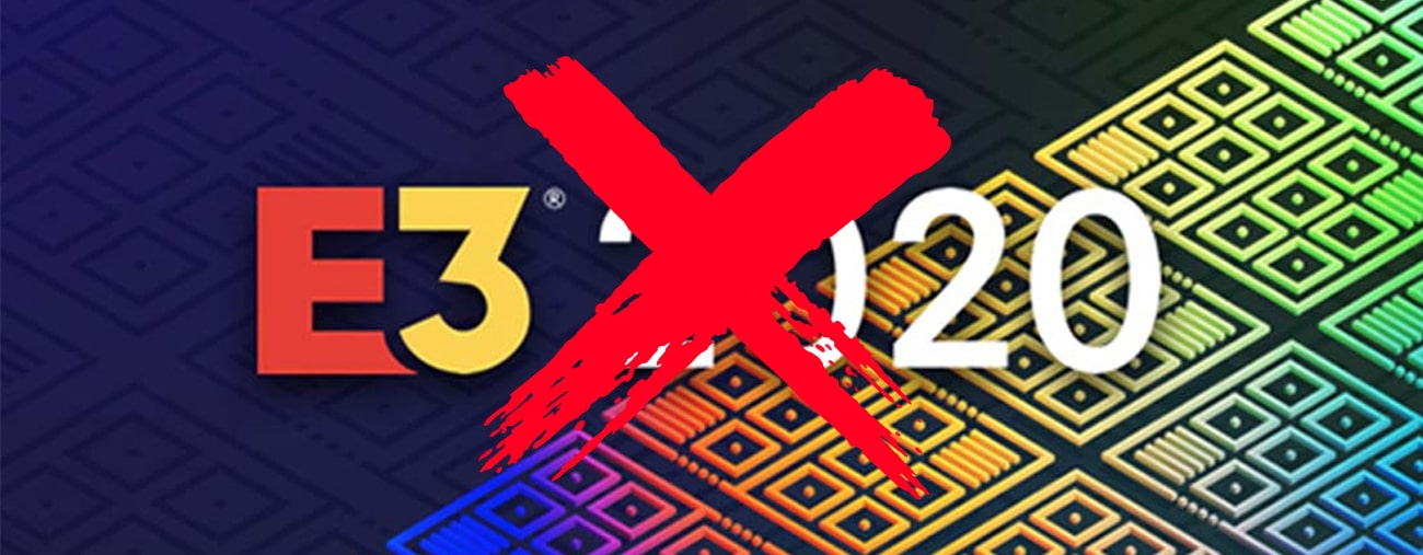 E3 2020 annulation