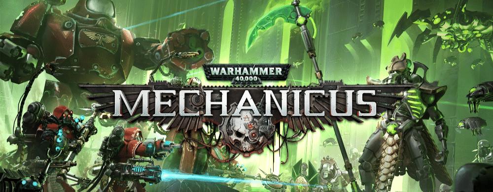 Warhammer 40 000: Mechanicus arrivera affûté en mai sur Switch