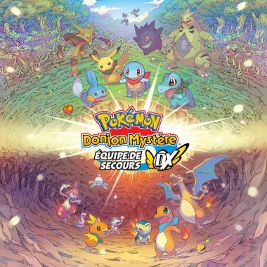 Pokémon Donjon Mystère Nintendo Switch eShop