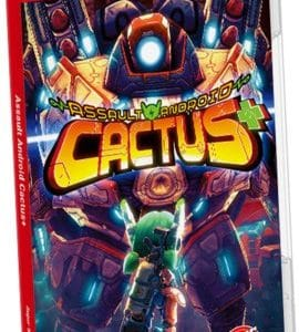 Assault Android Cactus + : la version boîte