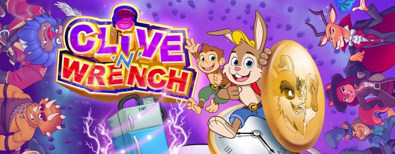 clive n wrench nintendo switch exclusive