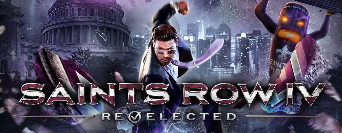 test saints row iv re elected switch 1