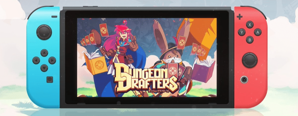 Dungeon Drafters : une version Switch confirmée