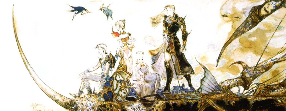 final fantasy 5 Yoshinori Kitase veut un remake