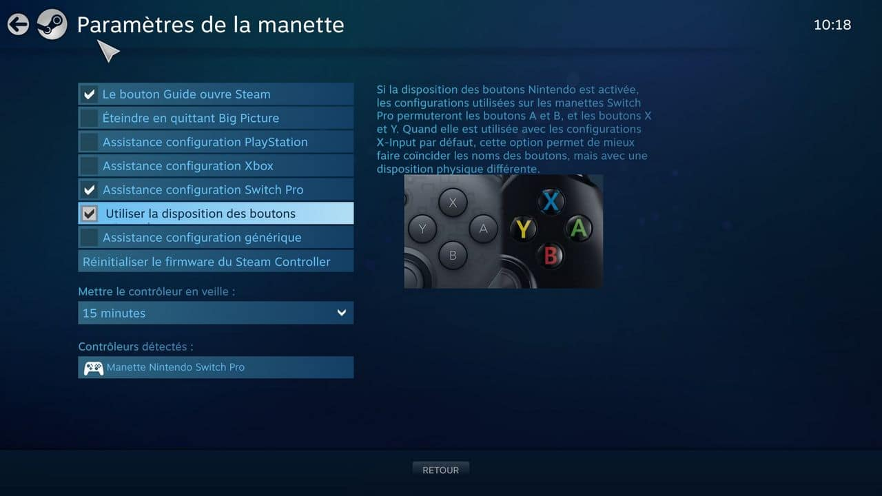 comment connecter joy-con et manette pro à un pc mac steam 2