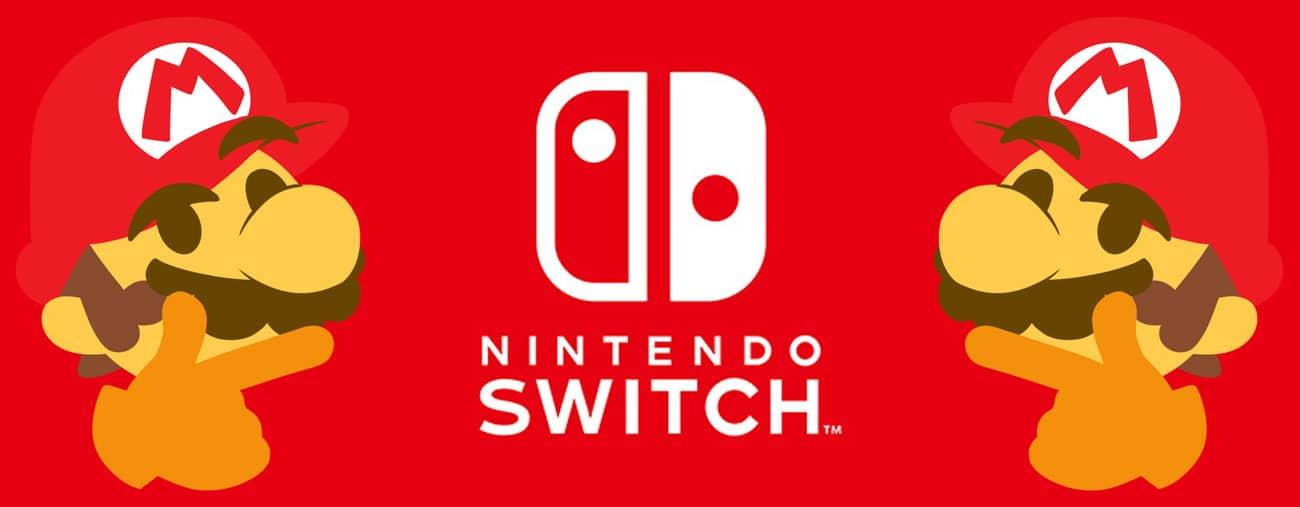 nouveau jeu action multijoueur teasé pour la Switch