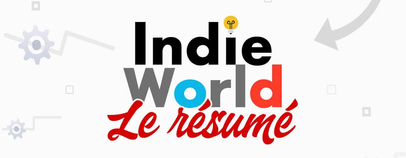 Résumé indie world