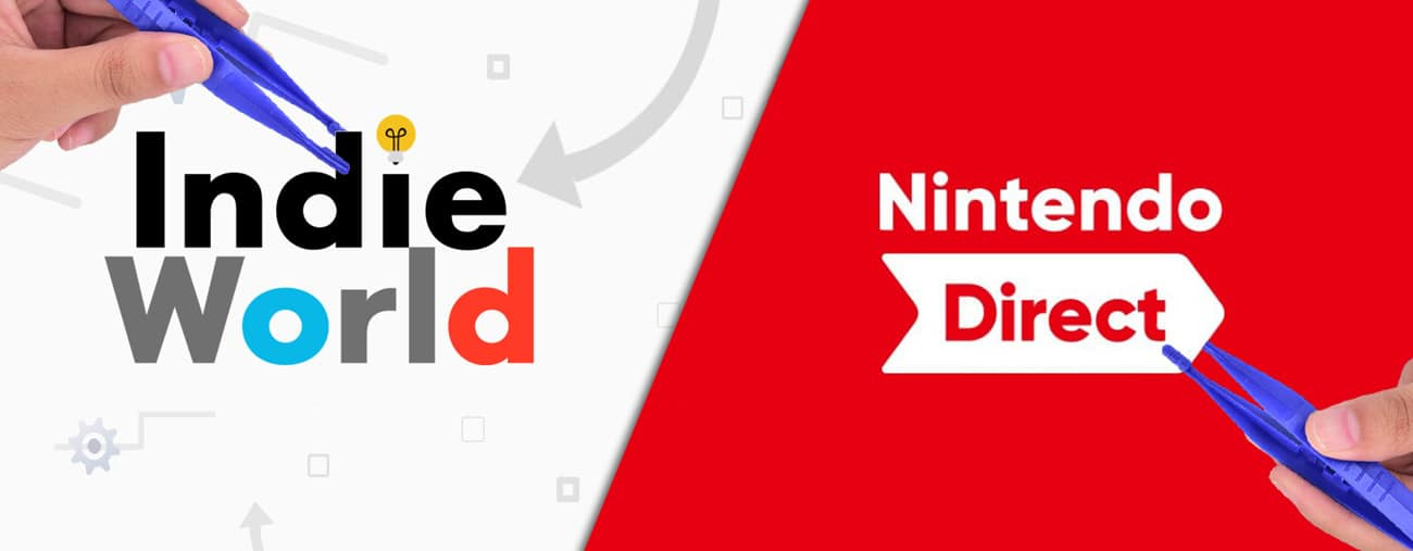 rumeur indie world 18 mars nintendo direct 26 mars