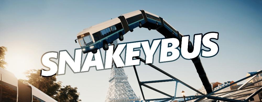 Snakeybus marquera l'arrêt sur Nintendo Switch