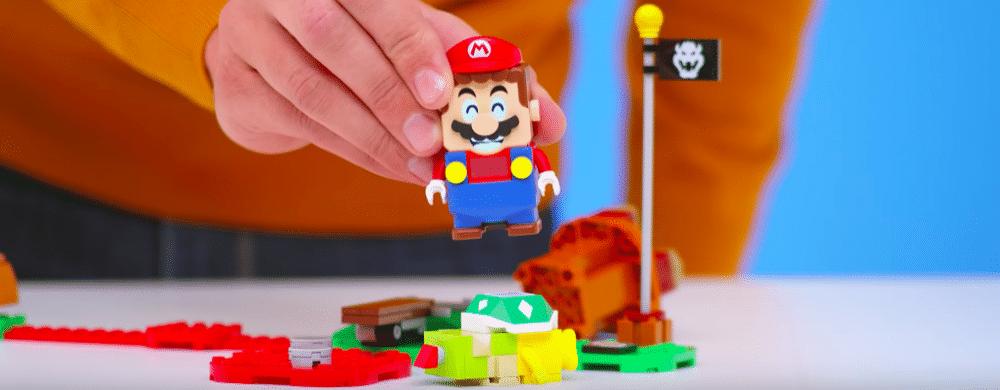 LEGO Super Mario date