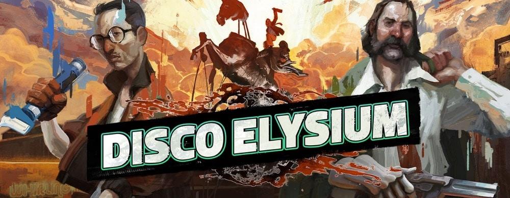 Disco Elysium Switch