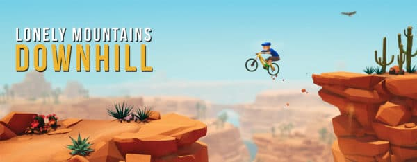 Lonely Mountains Downhill Nintendo Switch