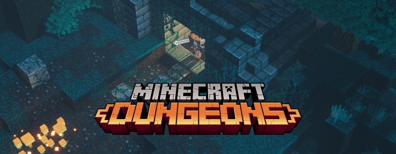 Minecraft Dungeons preview Nintendo Switch